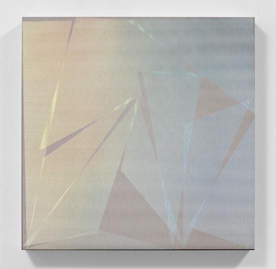 Pae White, Phosphenes (Cataracts 1), 2011
