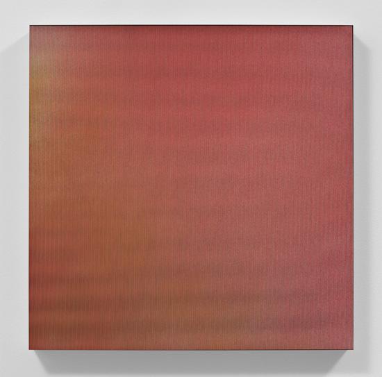 Pae White, Phosphenes (Color Field 2), 2011