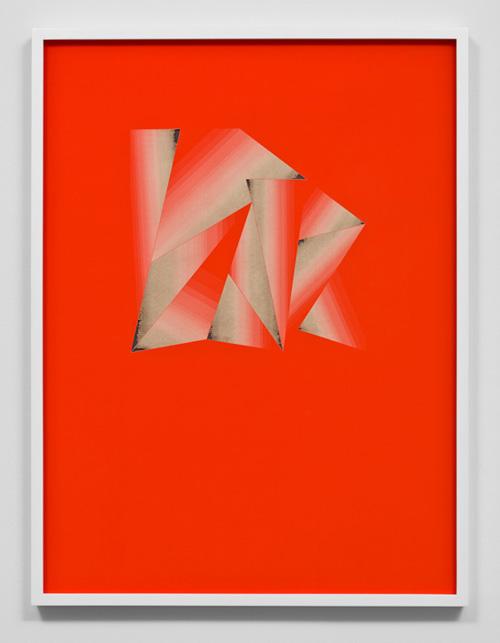 Pae White, Paper Phosphenes 2, 2011