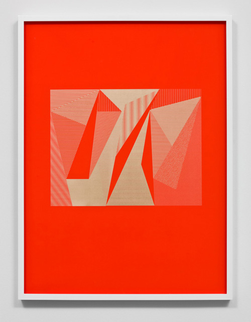 Pae White, Paper Phosphenes 5, 2011