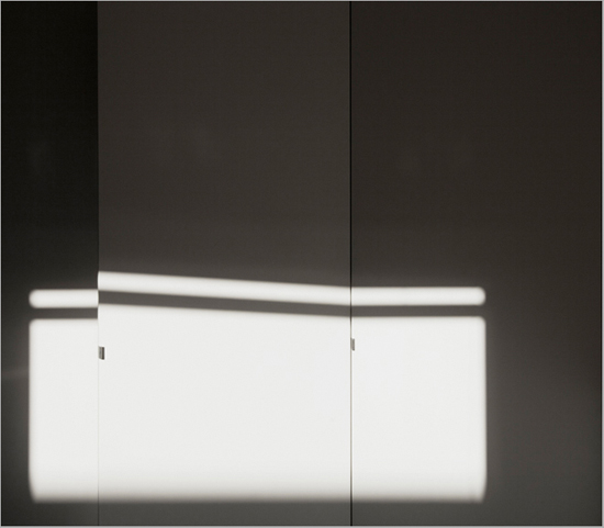 Uta Barth, Untitled (composition #12), 2011 inkjet print, lacquered wooden frames 18 x 20.5 inches