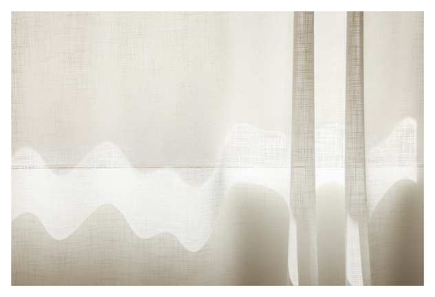 Uta Barth, ...and to draw a bright white line with light (Untitled 11.3), 2011 inkjet print face-mounted against matte acrylic, framed in painted aluminum frame 38 x 57 inches