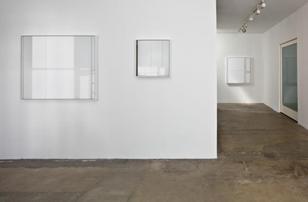 Uta Barth, Installation view downstairs 1301PE , 2011