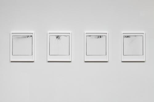 Uta Barth, Untitled #2, 1979-82/2010, Inkjet print, 4 framed photographs, 9 x 11 1/2 in.