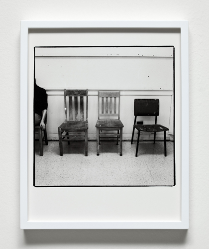 Uta Barth, Untitled #4, 1979-82/2010, Inkjet print, 9 x 11 1/2 in.