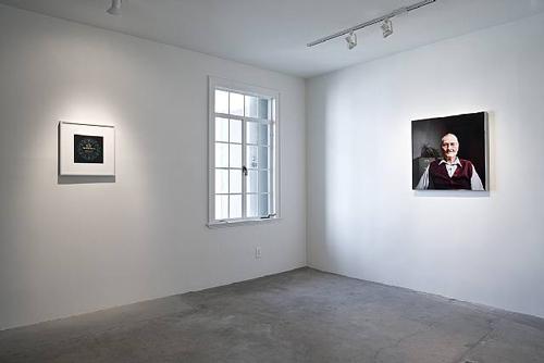 H.M., Installation view, 2009