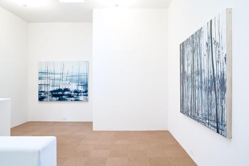 Kirsten Everberg, Installation view, 2008