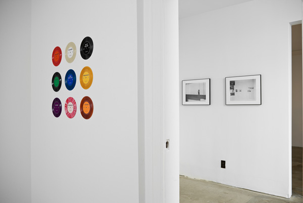 Construction, Installation view, 2008