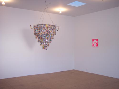 Cloverfields, Installation view, 2007