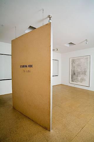 Fiona Banner, Installation view, 2006