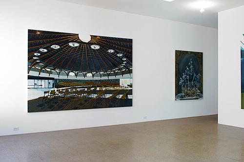 Kirsten Everberg, Installation view, 2005