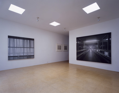 Paul Winstanley, Installation view, 2005