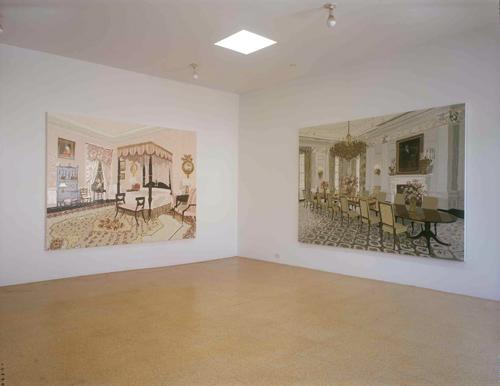 Kirsten Everberg, Installation view, 2004