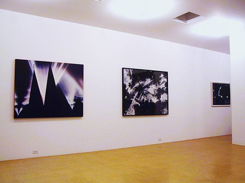 Early Paintings 1979-1983, Installation view, 2003