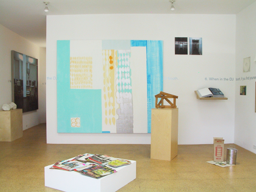 Stuffed, Installation view, 2001