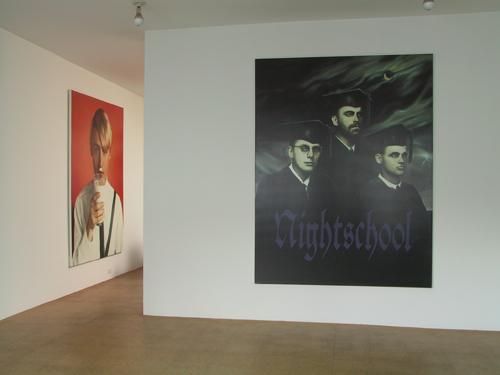 General Idea, installation view, 2001