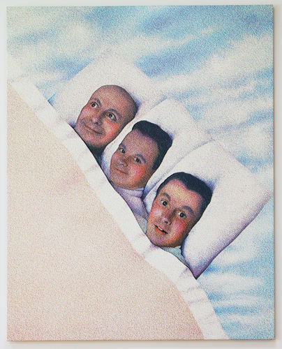 General Idea, Baby Makes 3, 1984