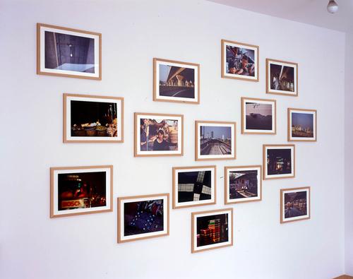 Rirkrit Tiravanija, Portfolio #2 (Installation view), 2000