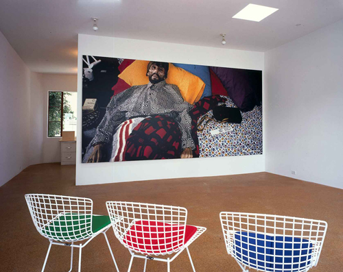 AA Bronson, installation view, 1999