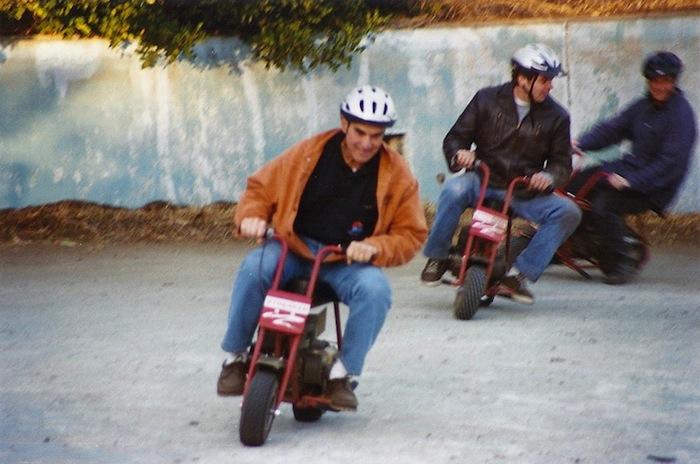 Jason Rhoades and Jorge Pardo, Ranch, 1996