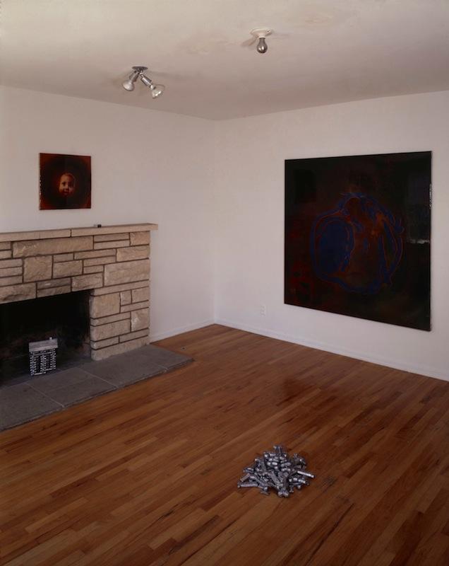 Jamey Bair, Libra Baby, 1994, installation view