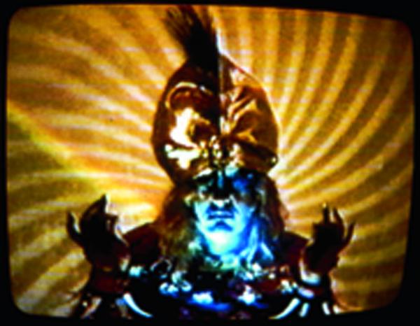Meg Cranston, Everything is Beautiful, film image, 1991