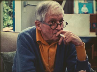 "Tacita Dean, still from ""Portraits,"" 2016, 16mm color film, optical sound, 16 min."
