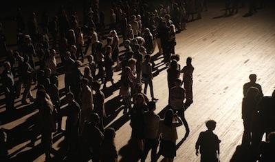 Philippe Parreno, The Crowd, 2015 (film still) © Philippe Parreno, Courtesy Pilar Corrias, Barbara Gladstone, Esther Schipper