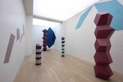Angela Bulloch, installation view, Simon Lee Gallery, Hong Kong