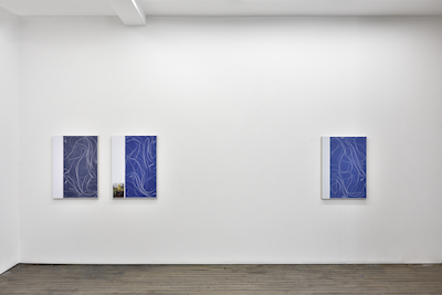 Blake Rayne, installation view, courtesy of Campoli Presti, Paris