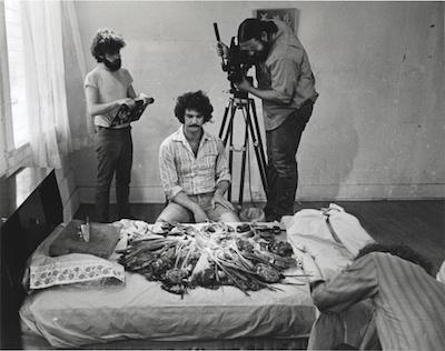 Ed Ruscha,  Premium , 1971 (production still)