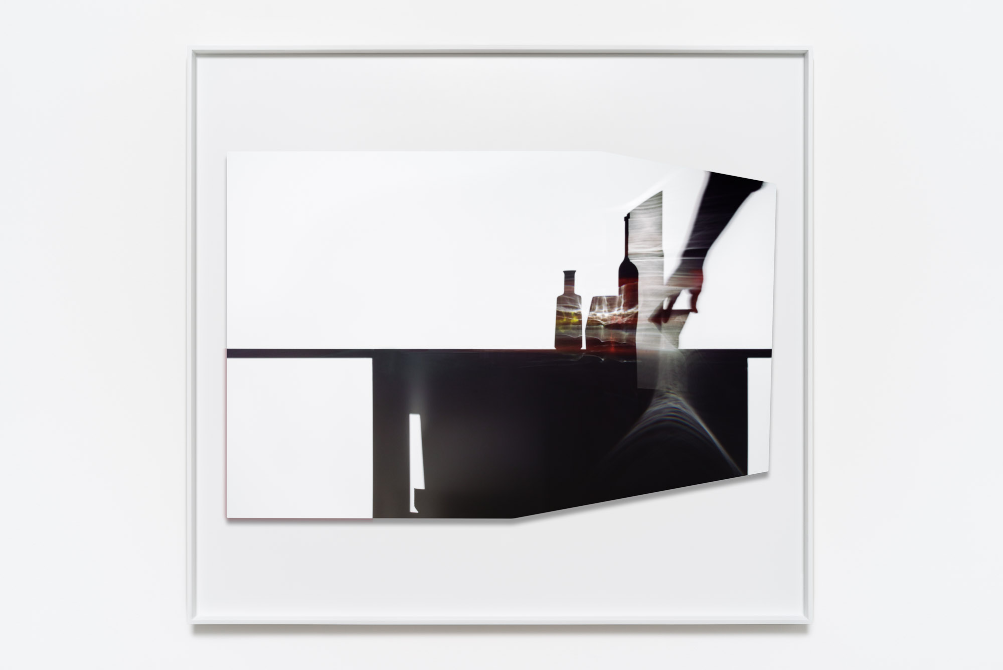 """Uta Barth, In the Light and Shadow of Morandi (17.01), 2017, 48.75"""" x 52.75"""" x 1.75"""" (framed), edition of 6, 2 APs."""