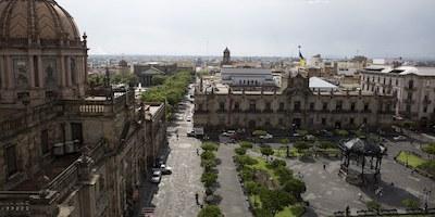 View of Guadalajara