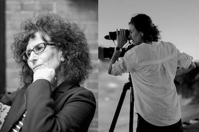Lynne Tillman by Craig Mod; Kerry Tribe by Panic Studio