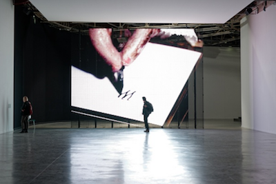 The Writer  Installation View