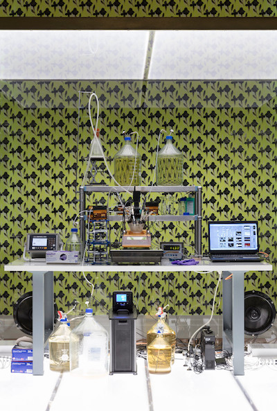 Exhibition view: Philippe Parreno, Gropius Bau, Berlin, 2018. Photo: Andrea Rossetti