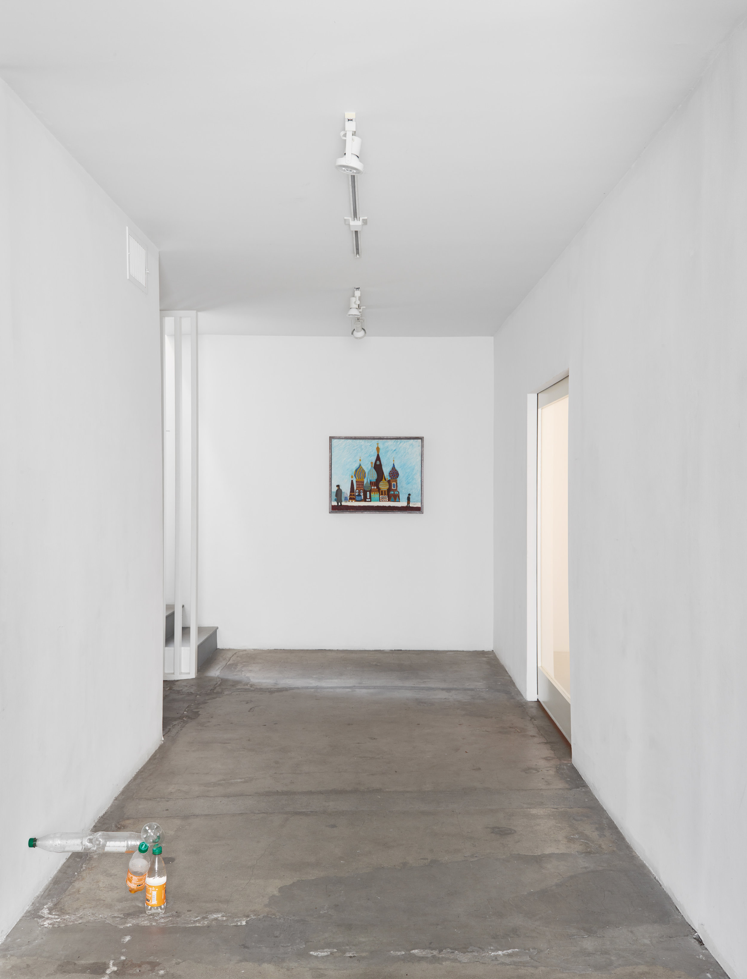 Blake Rayne, Burn It Clean, 2018. Installation view 1301PE.