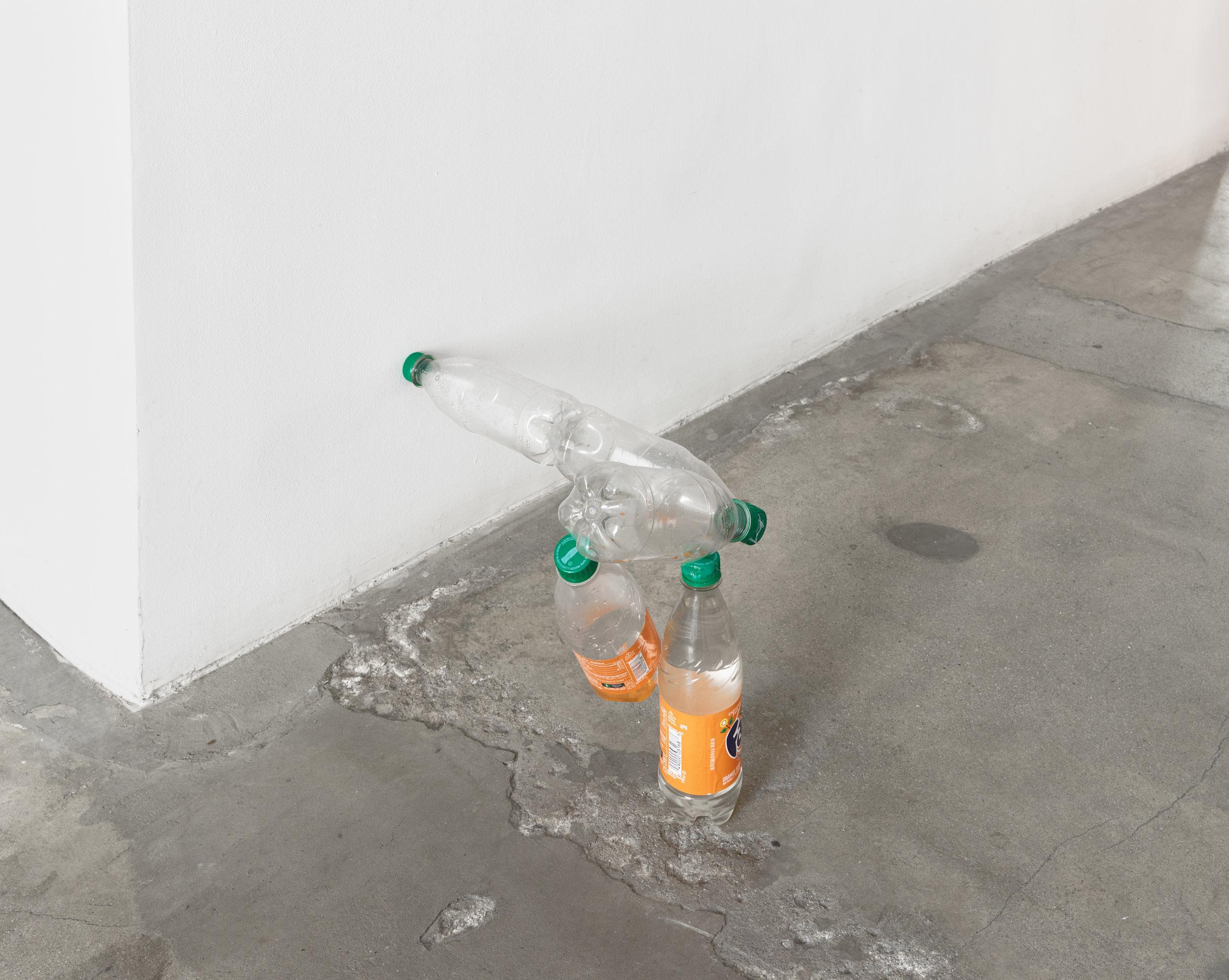 Blake Rayne, 2018, Stanchion 4, plastic