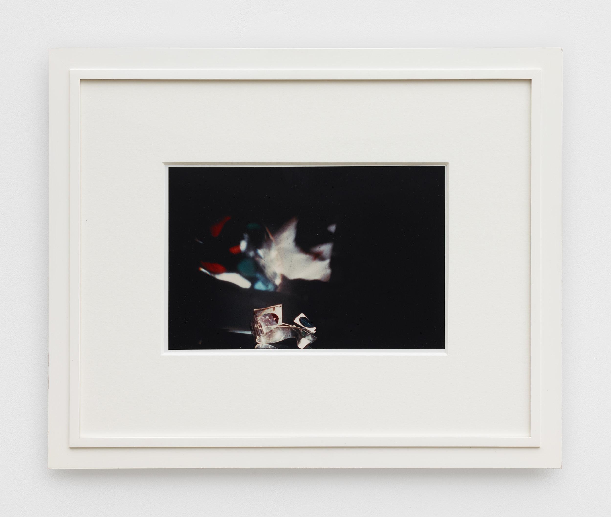 László Moholy-Nagy, Untitled, 1937-1946, Chromogenic print.
