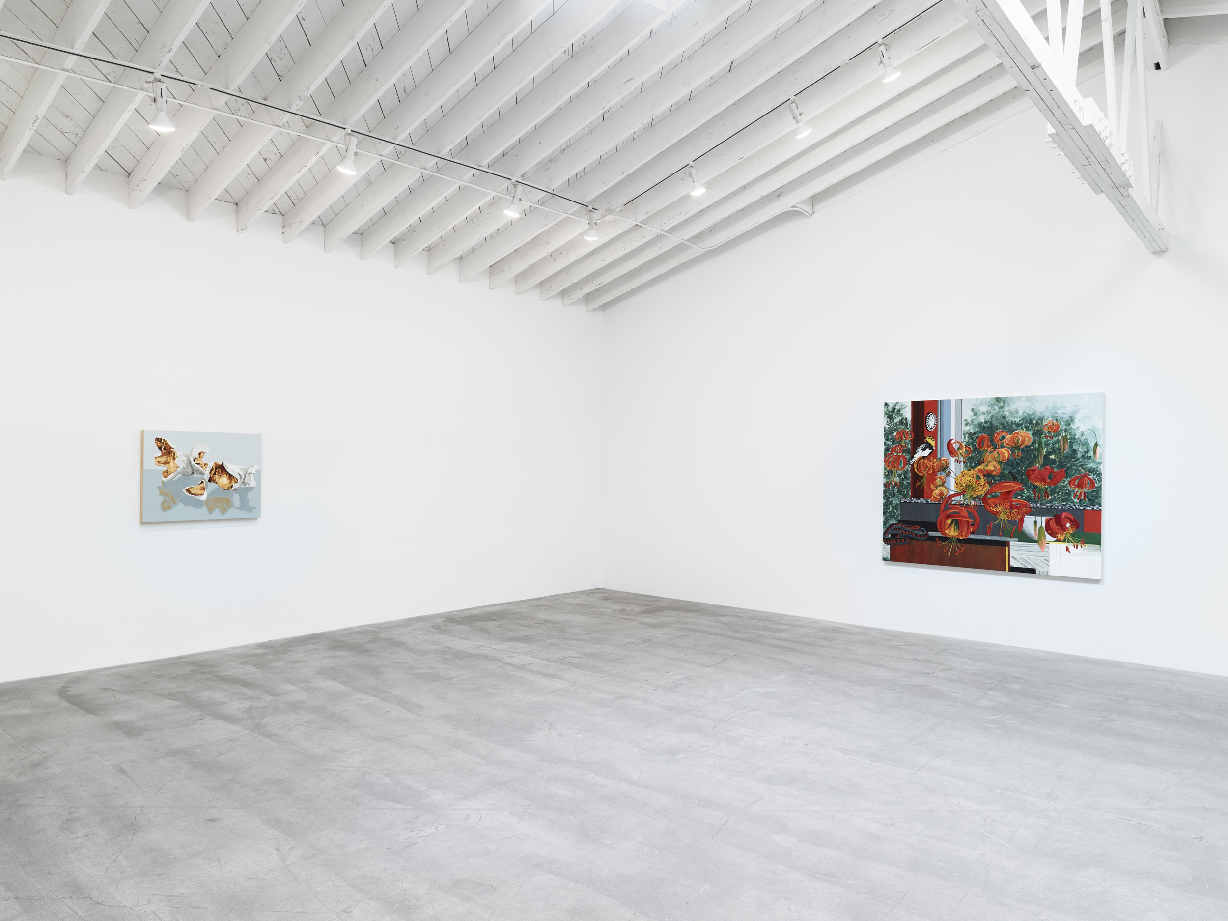 Kirsten Everberg, Life Still, 2019. Installation view 1301PE.