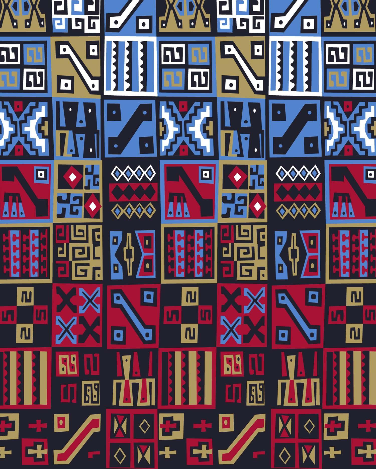 Inca pattern