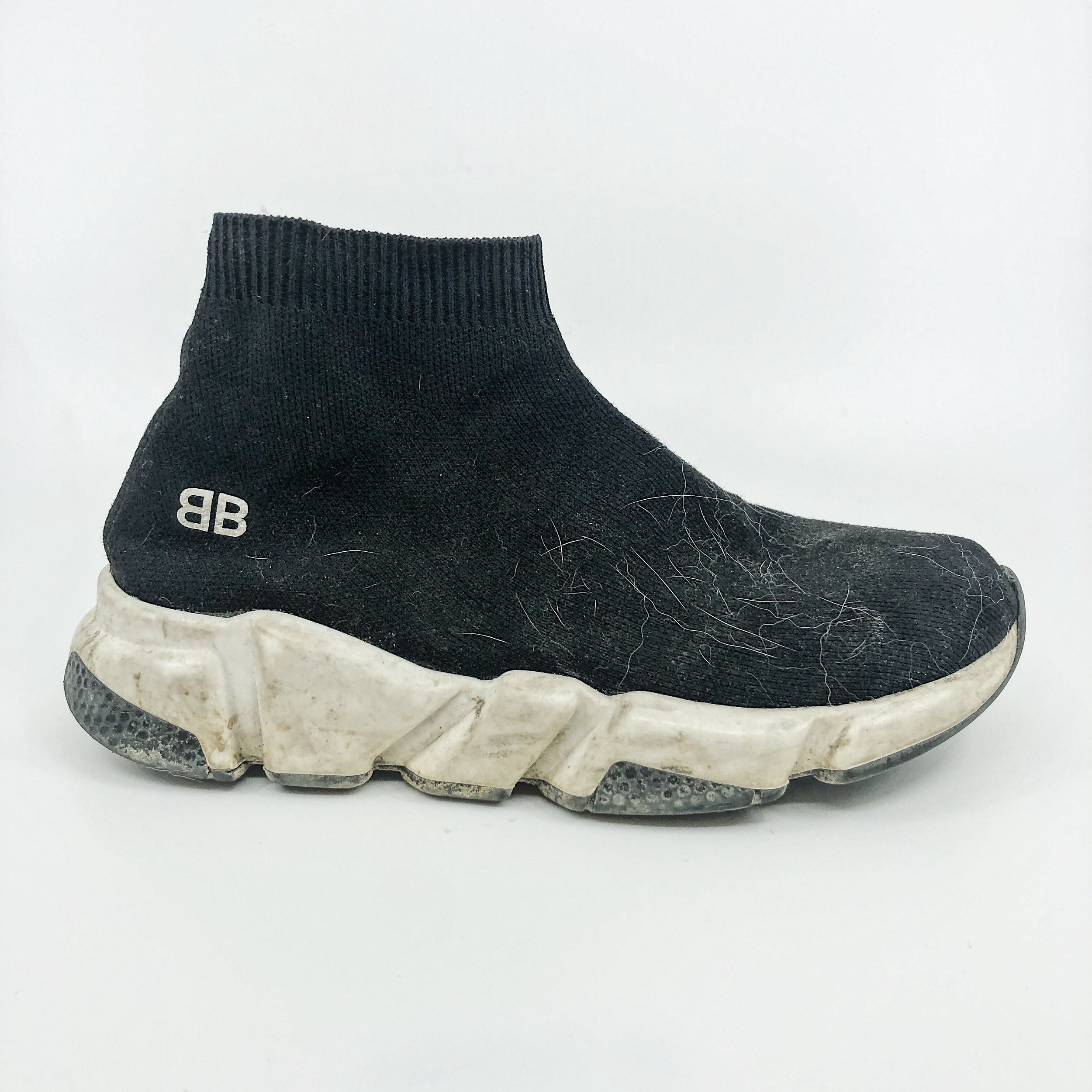 BALENCIAGA SPEED TRAINERS  BEFORE