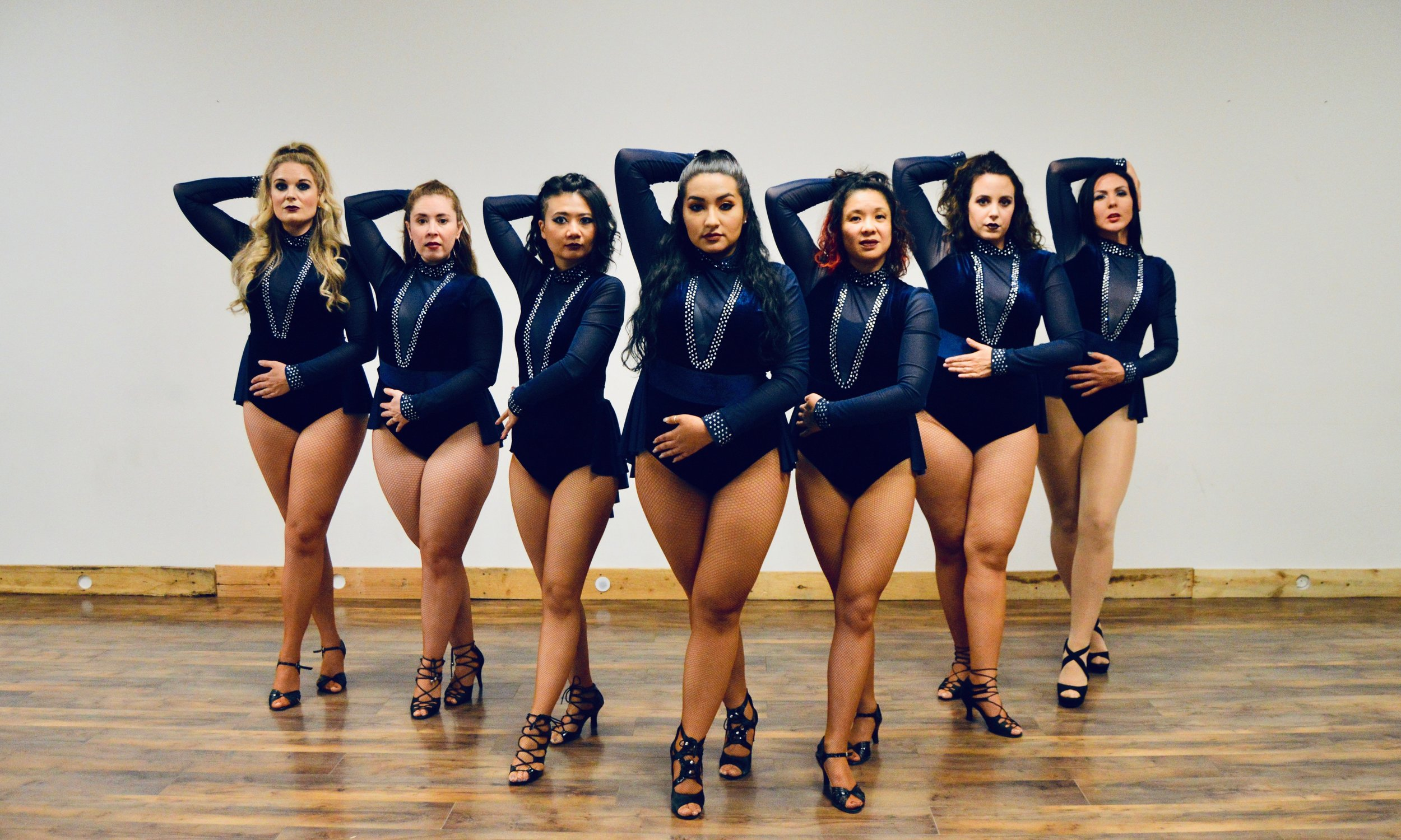 'Congelado' Ladies Bachata Team - LDA Season 7 (2019).