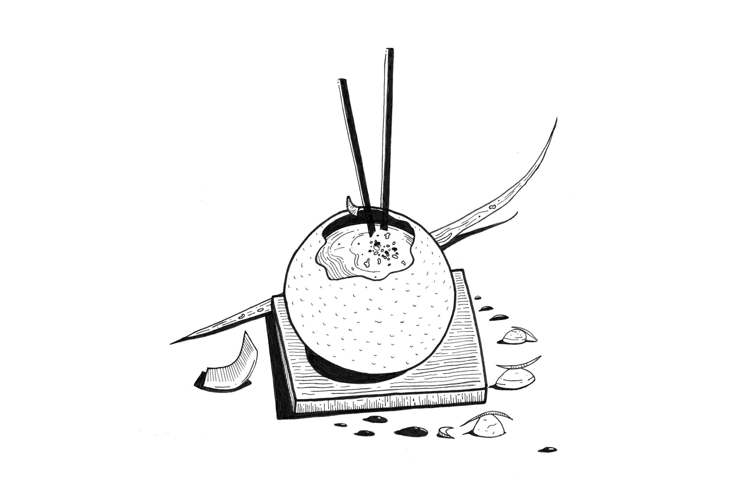 5x7 in Doodle