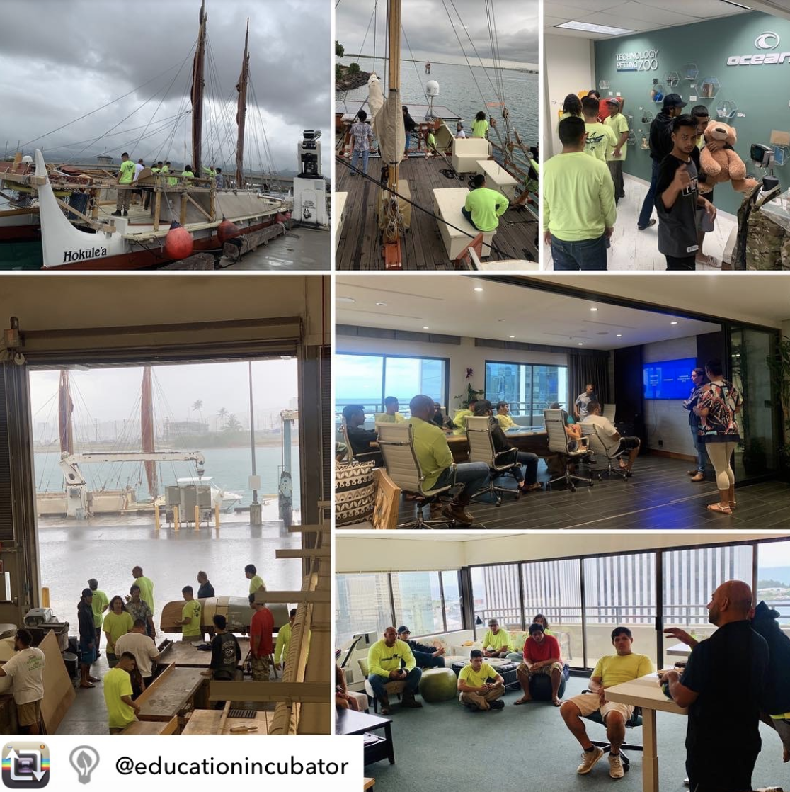 Highlights from Kinai ʻEha's December huakaʻi, taken from our Instagram post. Follow us!