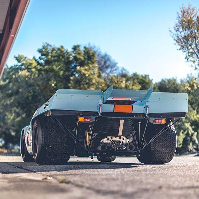 I've never met a 917K that I didn't like. #porsche #917 #917k #stuttgart #endurance #gulf #flat12 #daytona