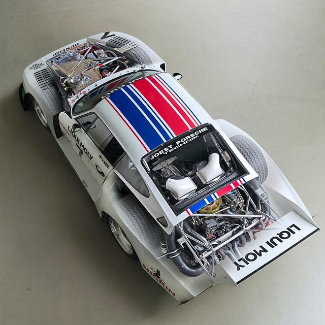 LiquiMoly Porsche 935J. #porsche #zachjamestodd #935 #turbos #joest #liquimoly #group5 #euro #technical