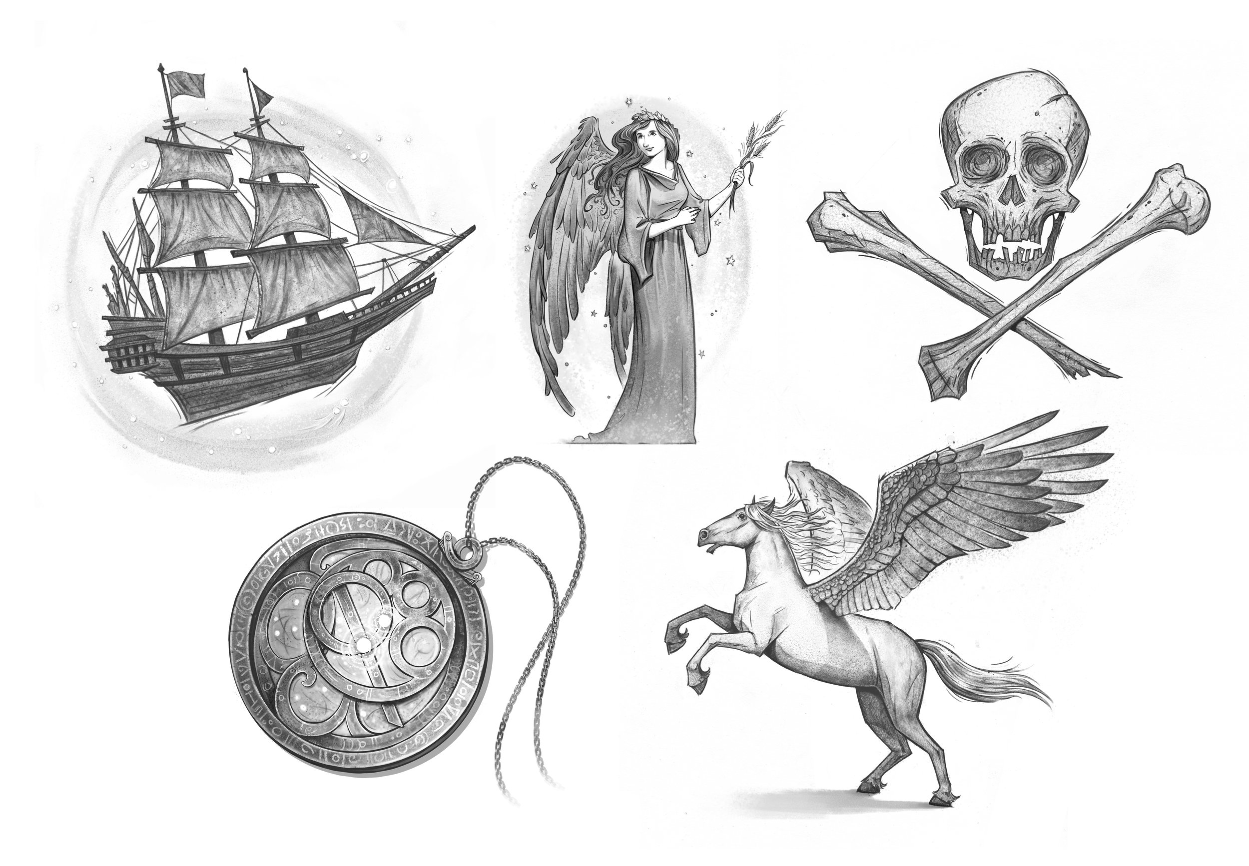 Galaxy Pirates chapter illustrations 1 copy.jpg