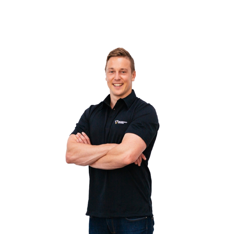 Adam Taylor - FSS Wellington Branch Manager