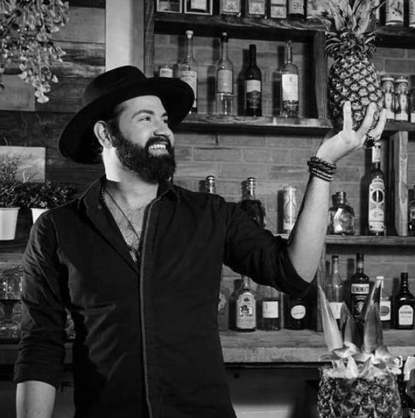 Josue Romero    @the_garnishguy   Skills: Bar Menu Development, Drinks Development, Brand Education, Events, Social Media Marketing, Brand Partnerships